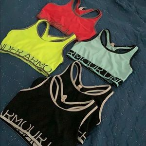 Under Armour Sports Bras as a bundle